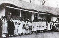 강경침례교회, 남한최초의 침례교회
