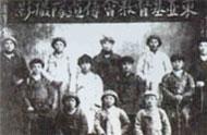 동아기독교회의 권서순회 사역자