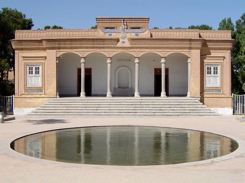야즈드 조로아스터 사원 (이란)